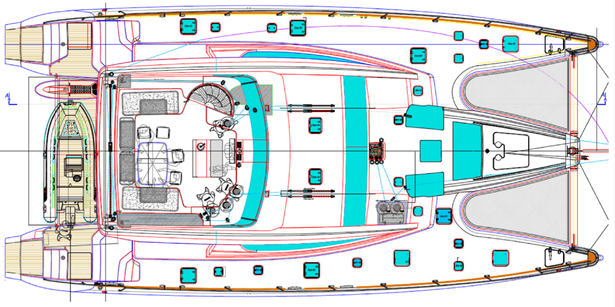 Series 7 Deck Layout
