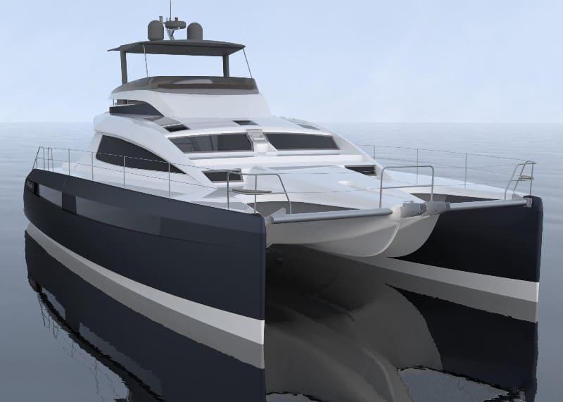 Euphorie 5 Power Catamaran