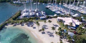 Nanny Cay, BVI - The Best Marina