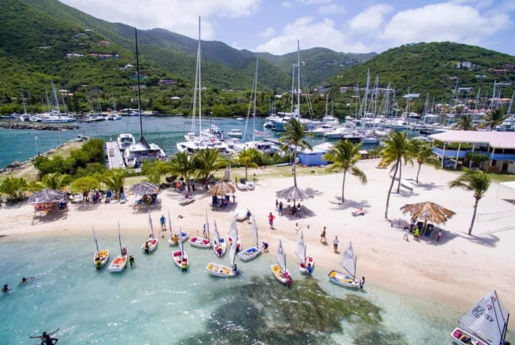 privilege academy in the BVI