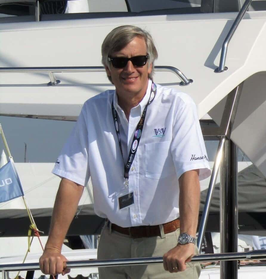Rob, Sales & Marketing, Privilege Catamarans America