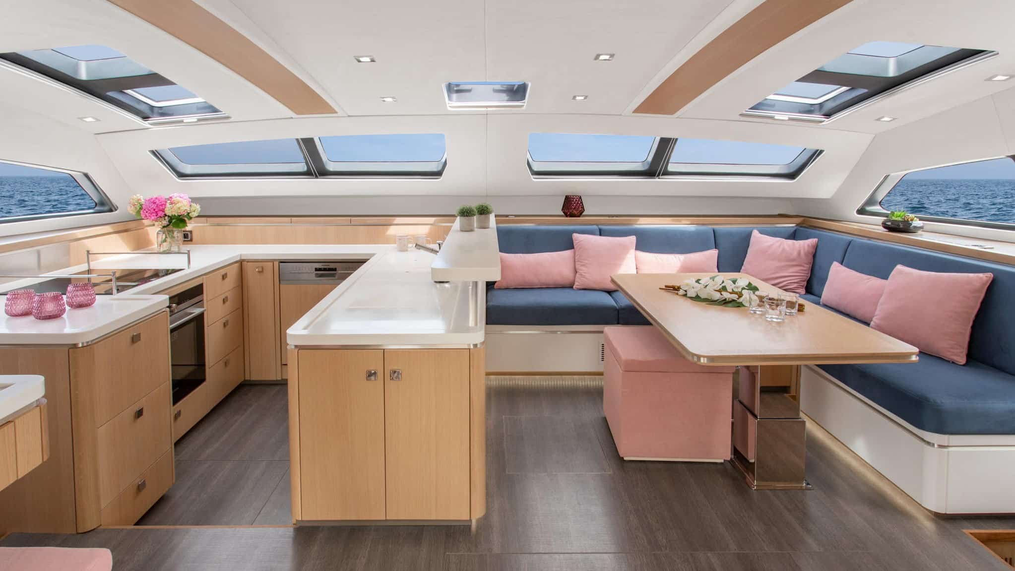 Privilege Euphorie 50' Power Catamaran