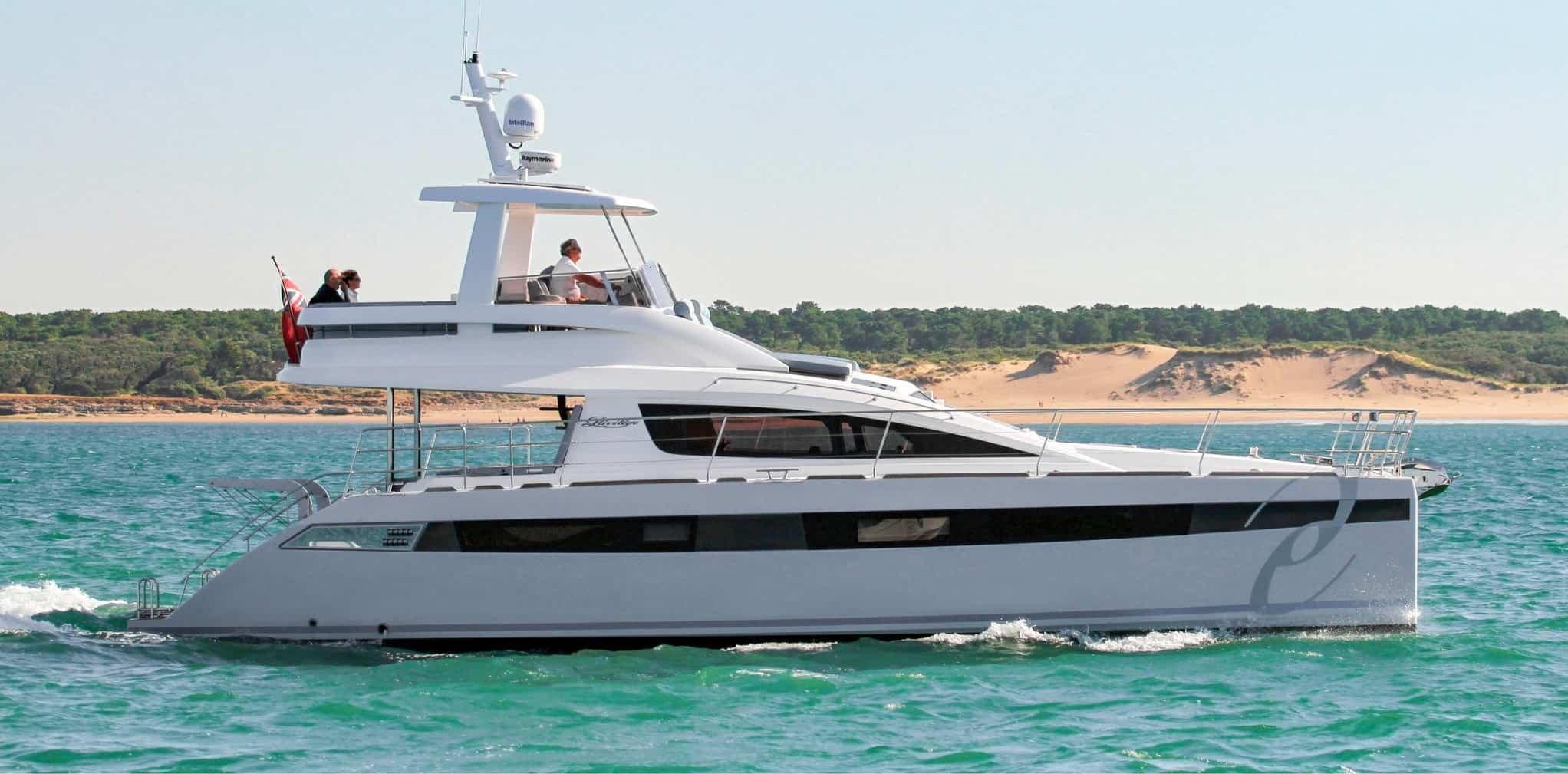 Privilege Euphorie 5 Power Catamaran