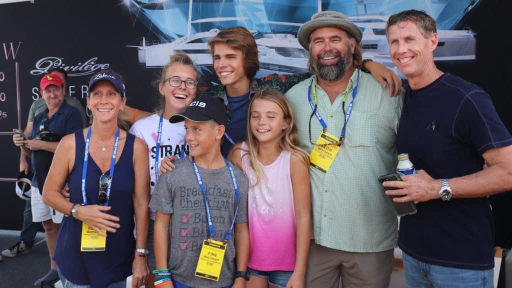 Z-Crew Sailing Zatara Miami Boat Show