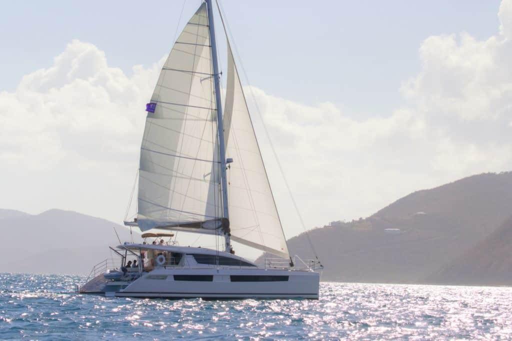 Privilege 500 Catamaran