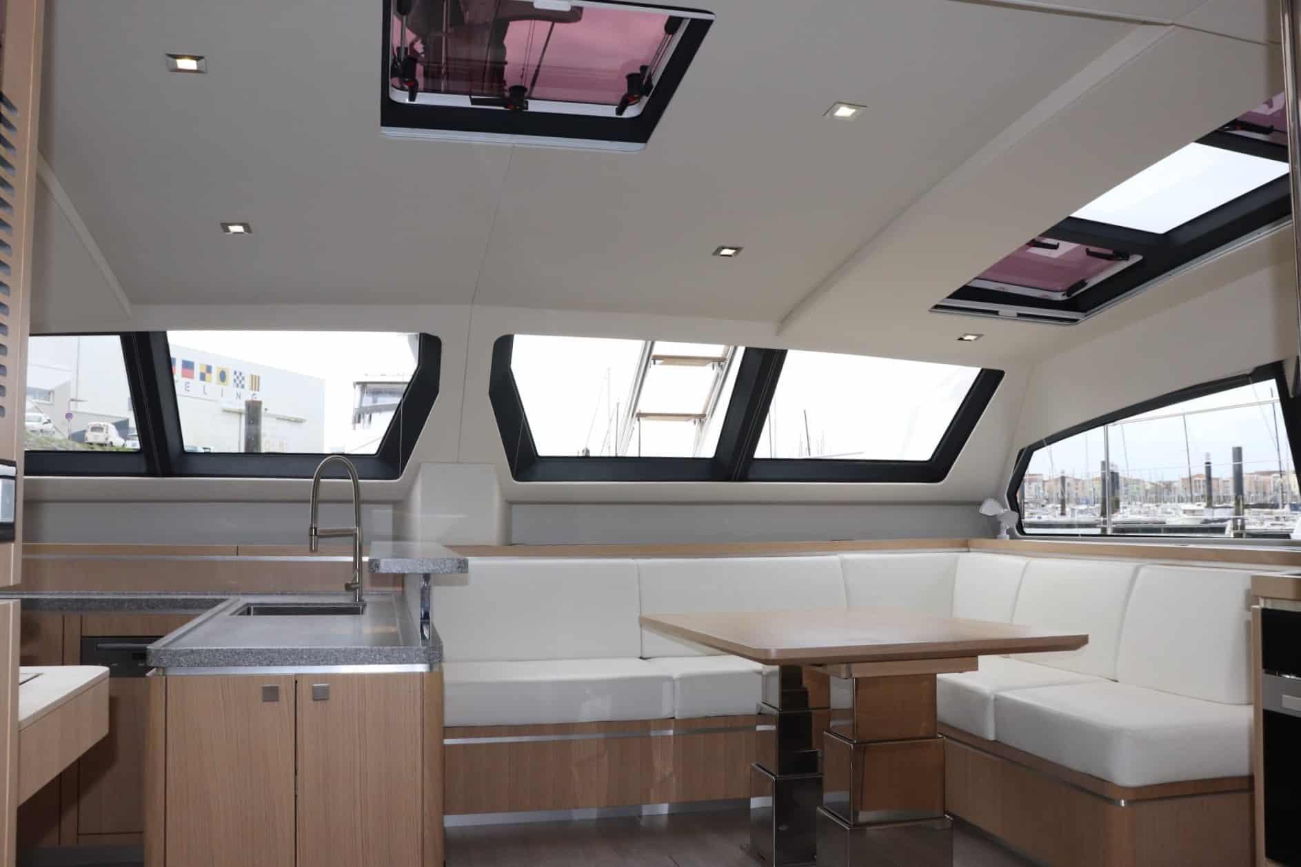 openning skylight