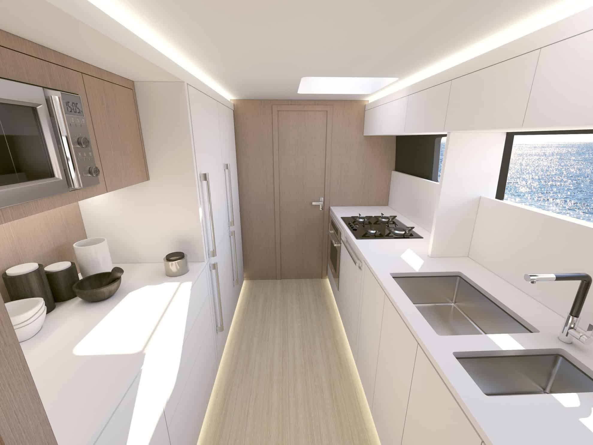 580 Galley Down