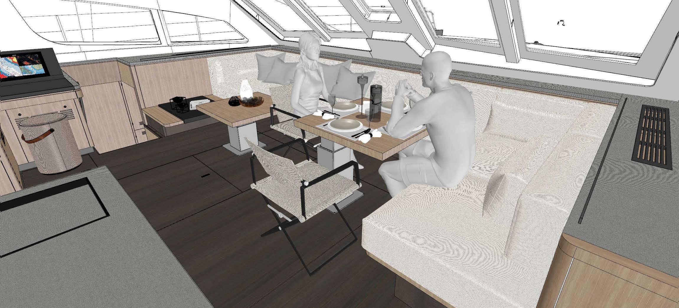Dining configuration