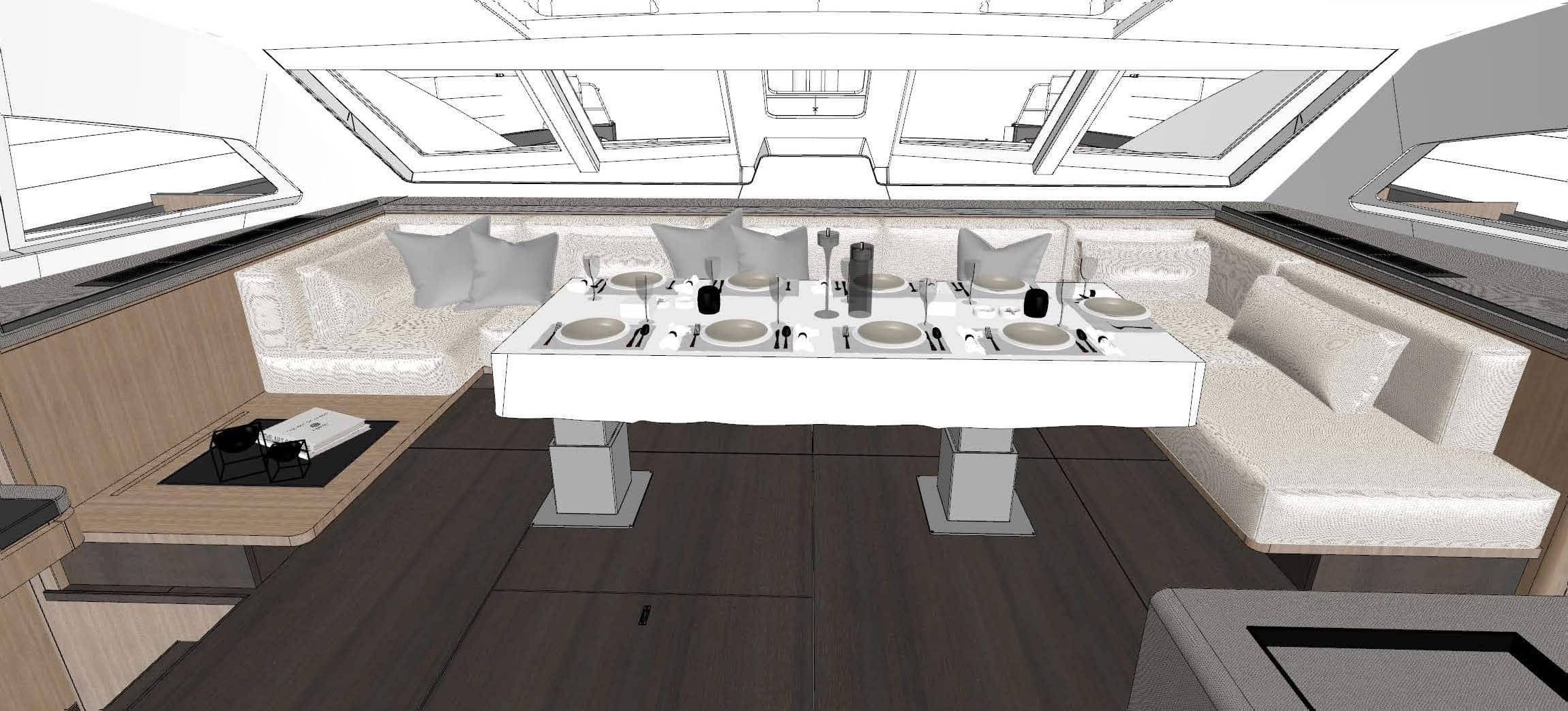 Super Dining configuration