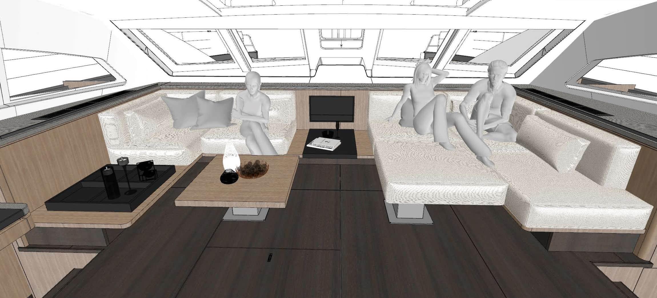 Super Lounge configuration