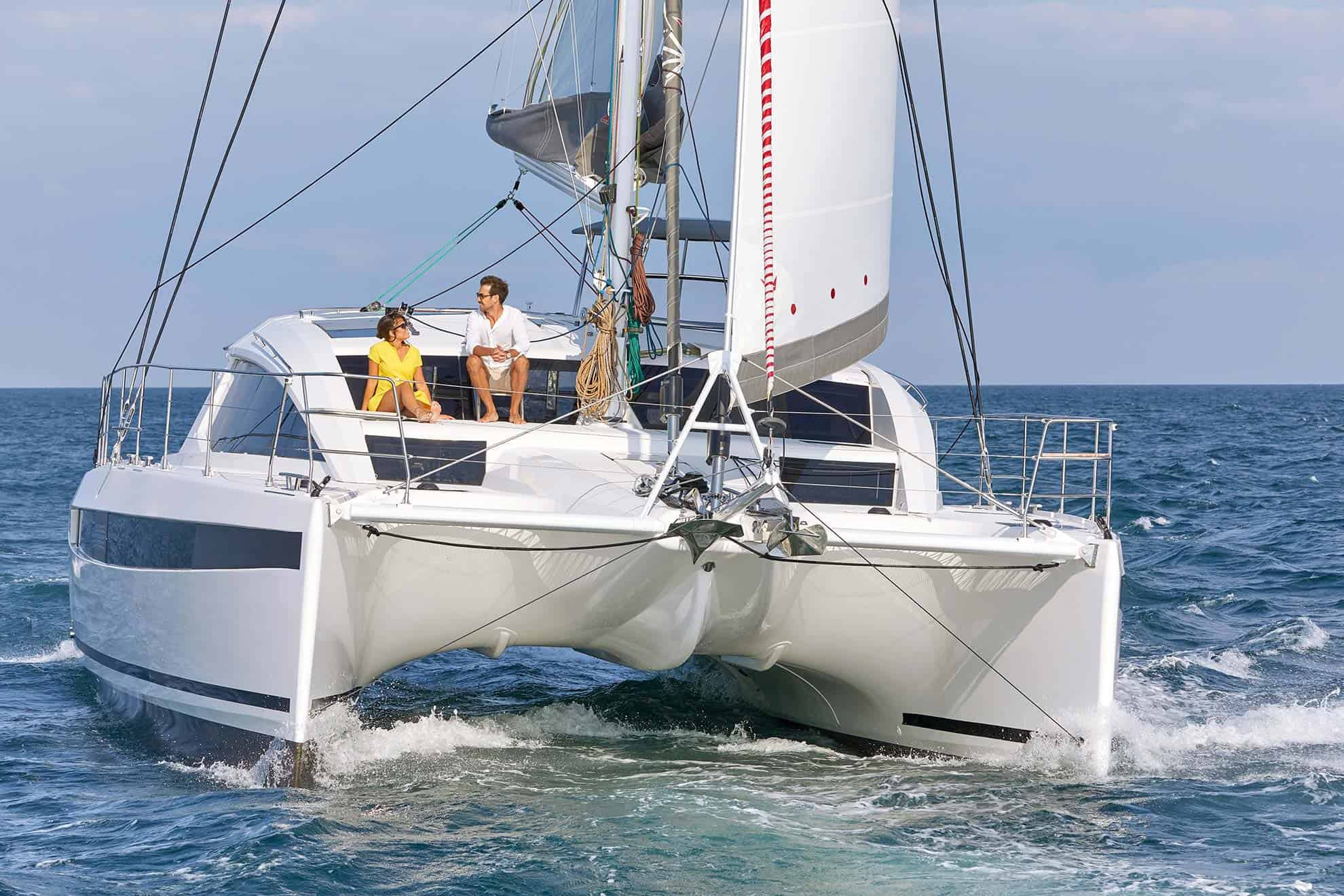 Privilege 510 Sailing Catamaran
