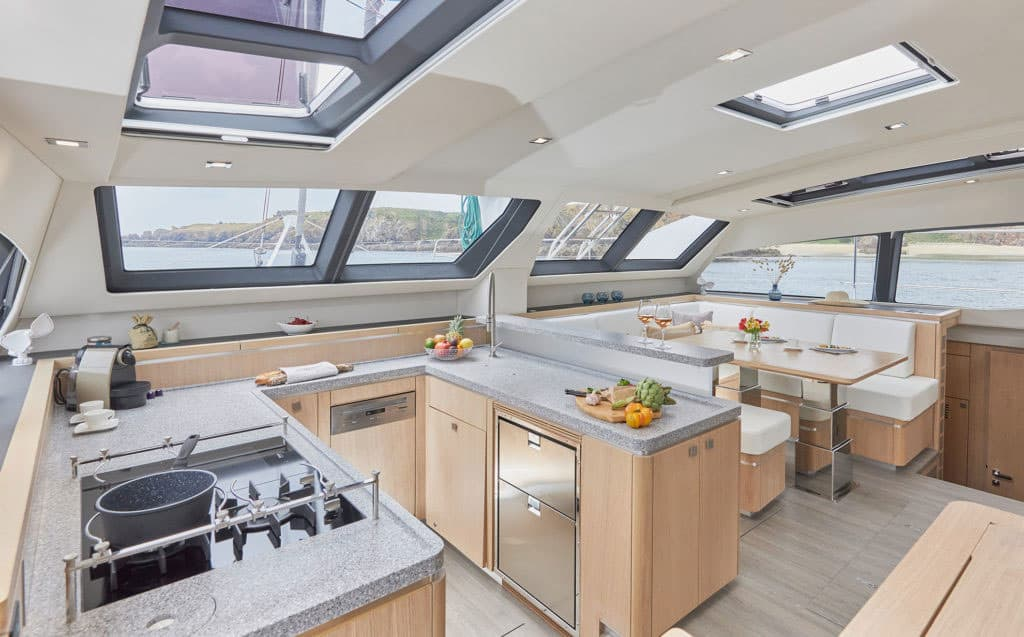 Privilege 510 Galley