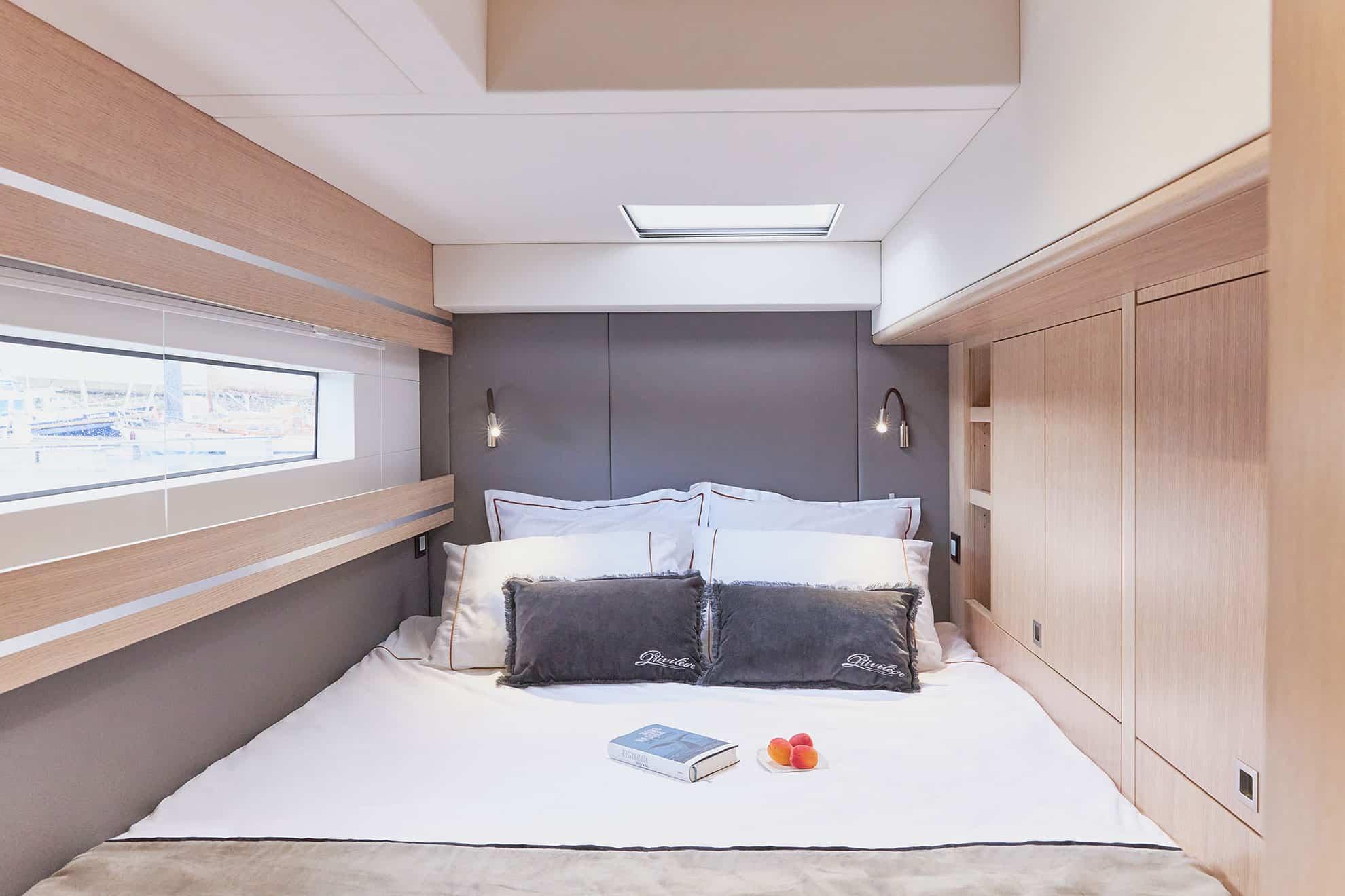 Privilege 510 Guest Cabin