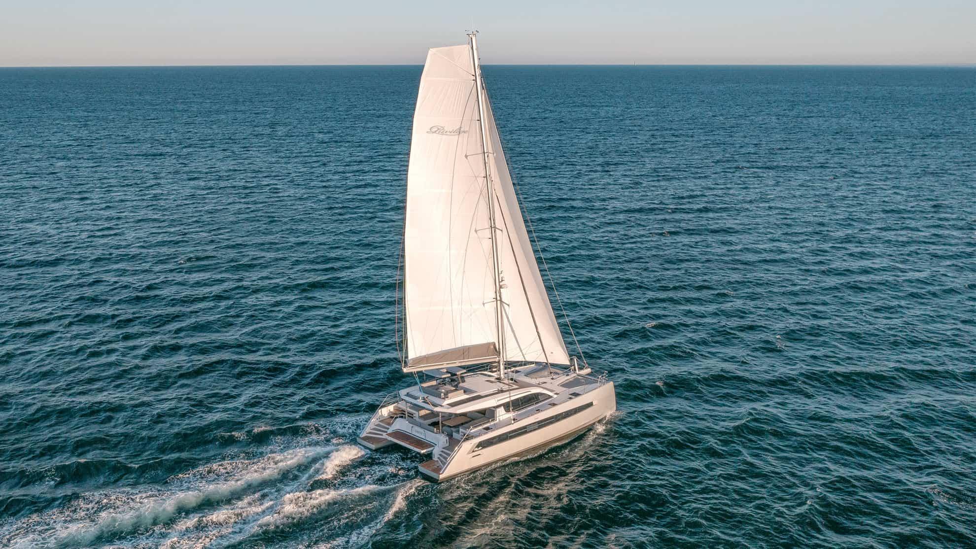 Privilege 580 Sailing Catamaran