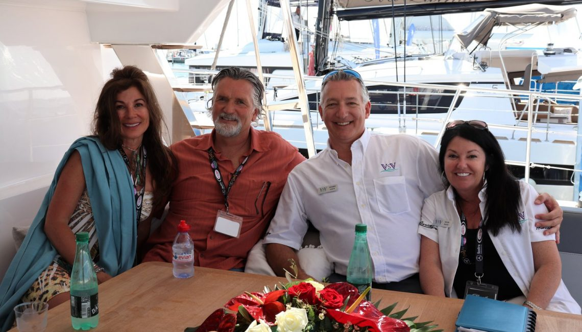 Privilege Catamarans America, La Grande Motte Multihull Show 2018